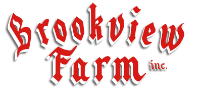 Brookview Farm, Inc.